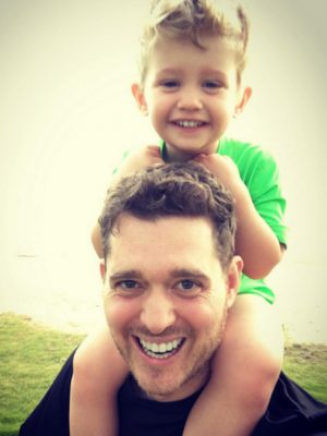 'He is recovering': Michael Buble's son Noah reportedly 'cancer free' after battle with illness