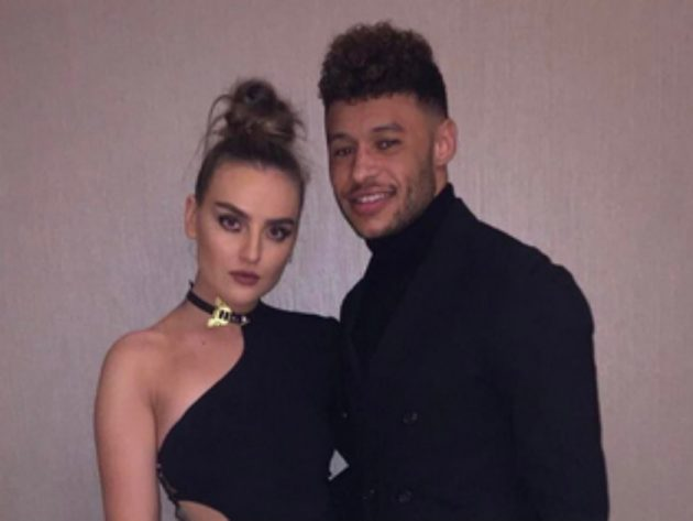 perrie edwards who is she dating