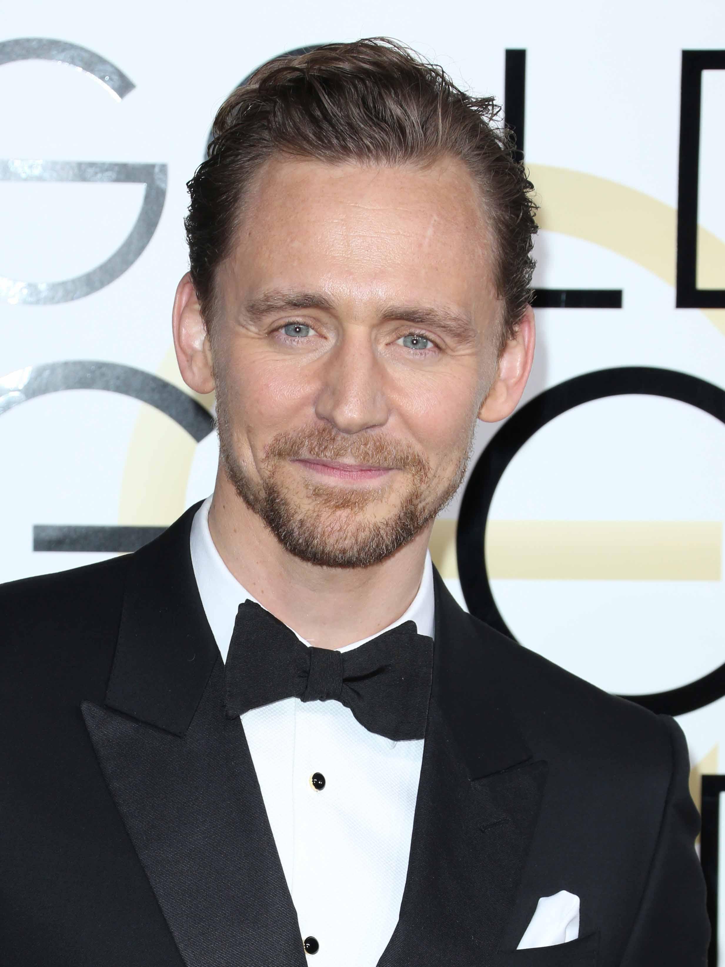 Tom Hiddleston Feat Golden Globes