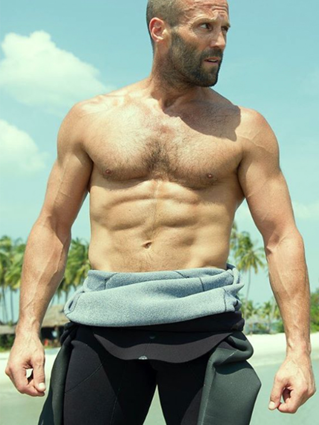 Jason Statham: From professional diver to Hollywood heartthrob
