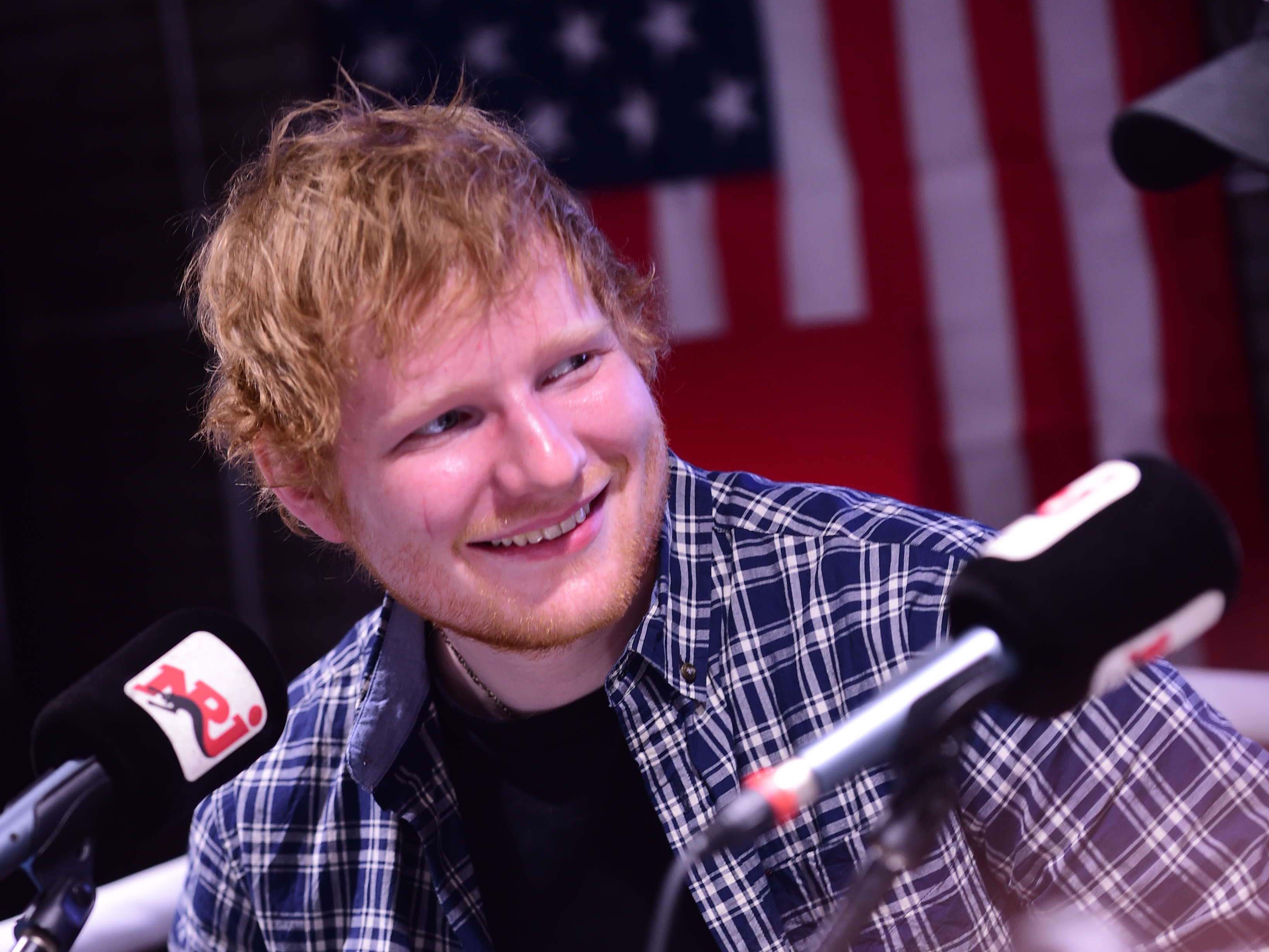 Ed Sheeran has just four friends after fame left him with 'crippling anxiety' 3