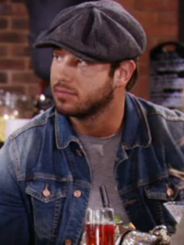 James Lock Hits Back At Surgery Gossip After Puffy Eye Shocks Towie Fans