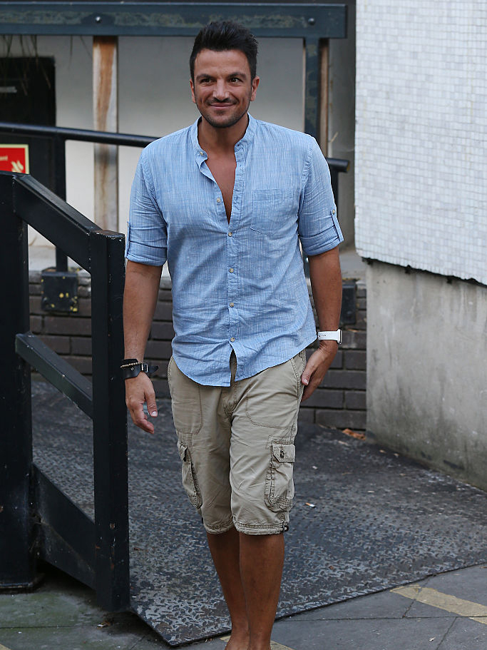 Celebrity baby news peter andre and katie