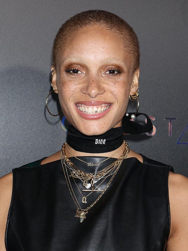 There S A New Super Model In Town Adwoa Aboah Is Stealing