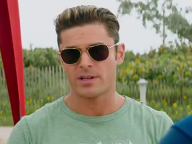 Omg Watch Zac Efron Dresses Up As A Woman In Hilarious New Baywatch