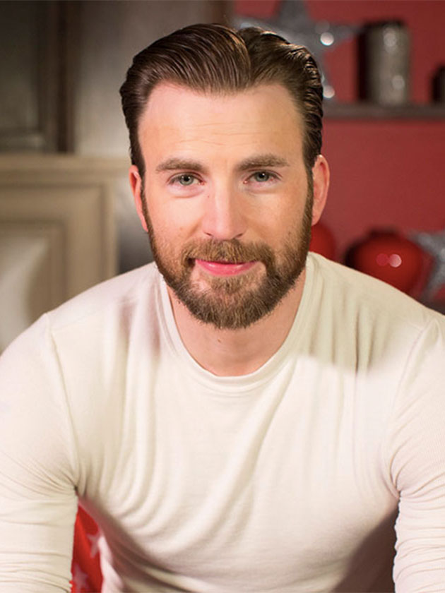 Chris Evans becomes the latest hot man to read a bedtime