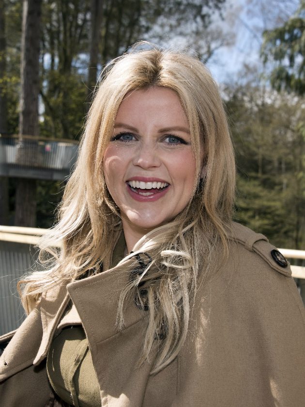 Countryfile S Ellie Harrison Reveals Arm Scars To Signify