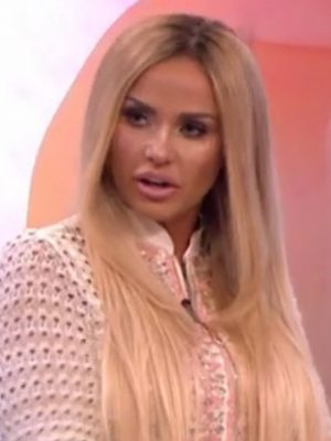 'It's dangerous!' Katie Price sparks controversy with THIS picture of her fridge