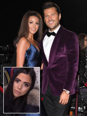 Why did Mark Wright get distracted by THIS girl whilst on holiday with Michelle Keegan?