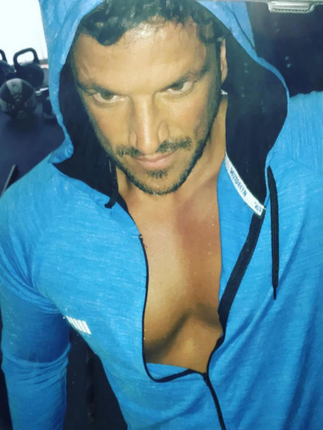 Peter Andre Sparks Fierce Instagram Debate After Letting