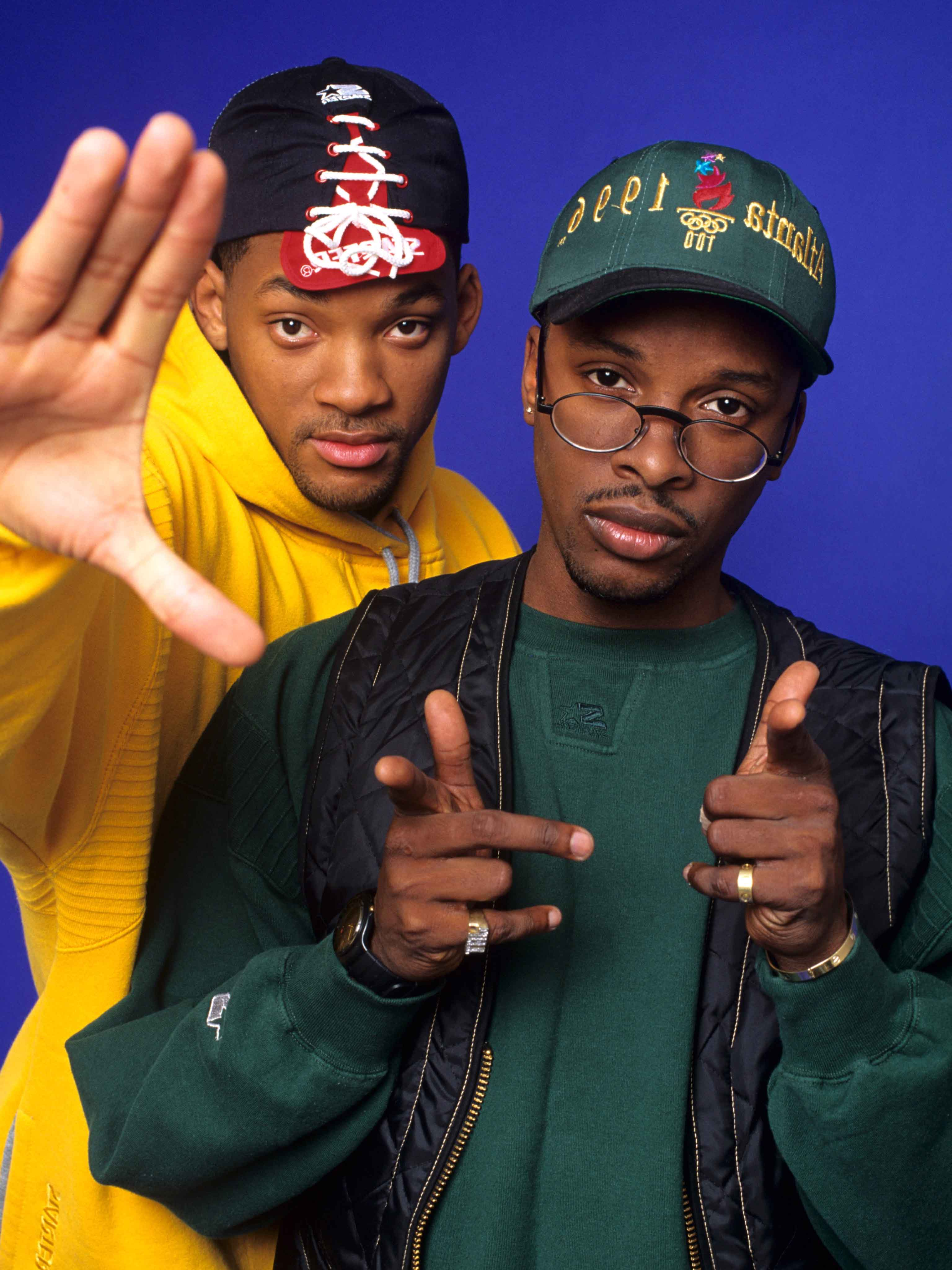 Will Smith And Dj Jazzy Jeff Set For Uk Concert In The