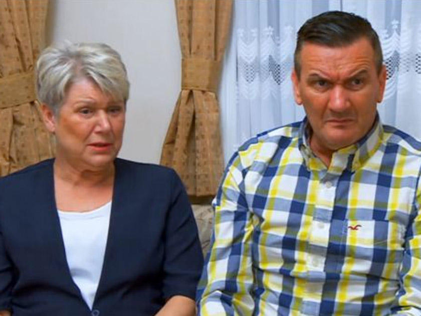 Gogglebox: Viewers were loving Giles and Mary this week