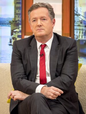 'I've mugged myself off': Piers Morgan left mortified after failing to slip up Love Island's Hayley with THIS