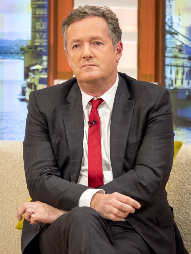 Viewers Slam Piers Morgan After He Claims Flaws Shouldn T