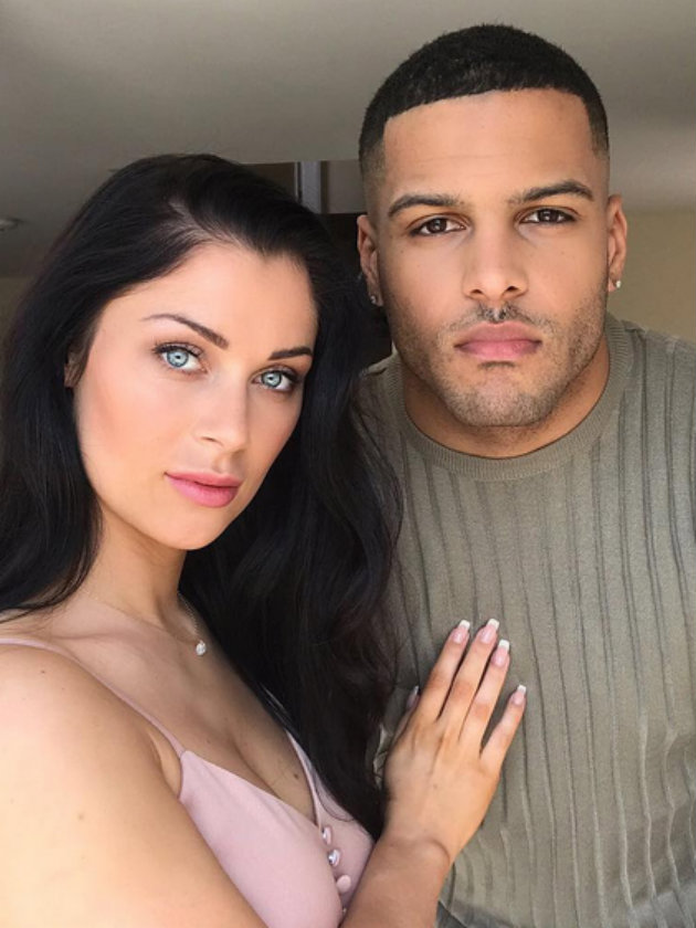 Love Island's Luis Morrison confesses to CHEATING on Cally Jane Beech