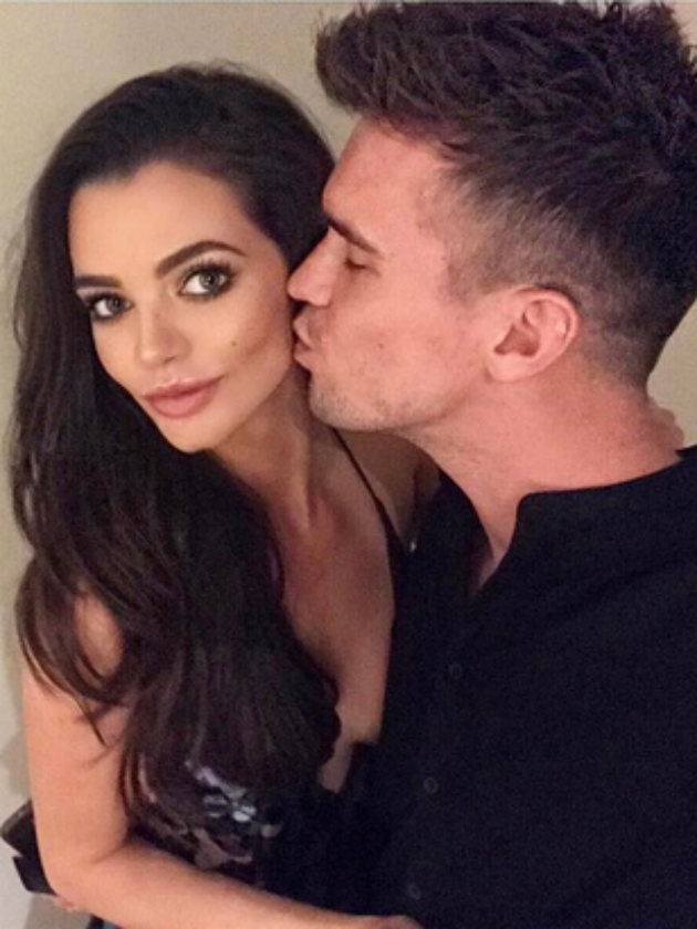 Geordie Shore's Gaz Beadle hits back at Emma McVey's cheating claims