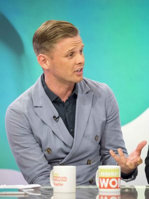 'Our poor boys': Jeff Brazier opens up on the heartbreaking moment he told sons of mum Jade Goody's death