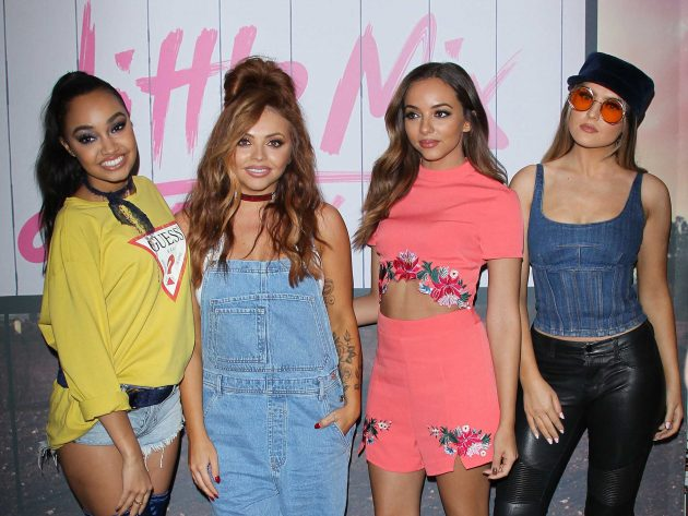 a0547cda6b365 Little Mix's Jesy Nelson strips off to reveal new tattoo in intimate ...