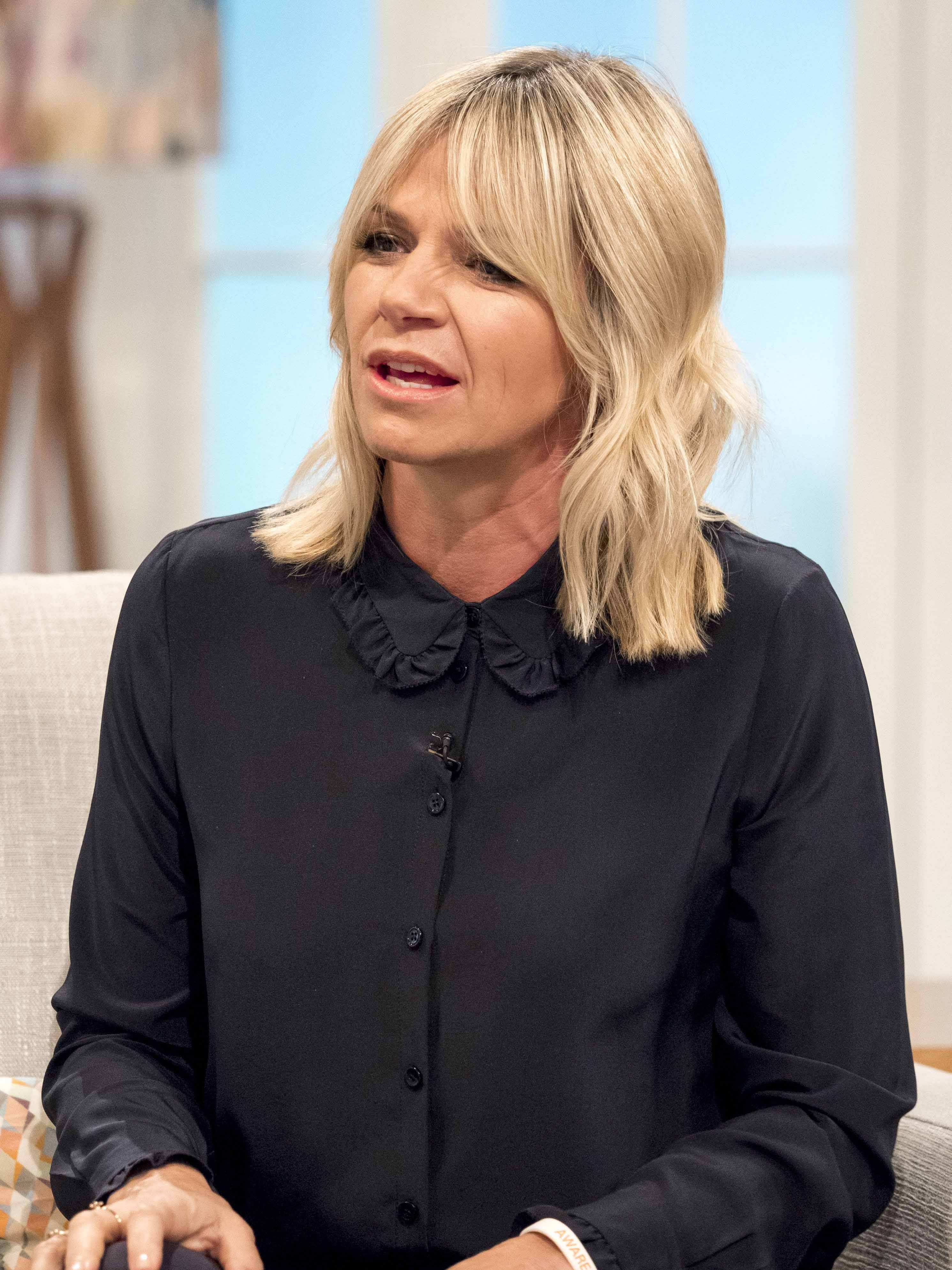 Strictly Come Dancing Zoe Ball hits back as fans SLAM 'terrible' line-up