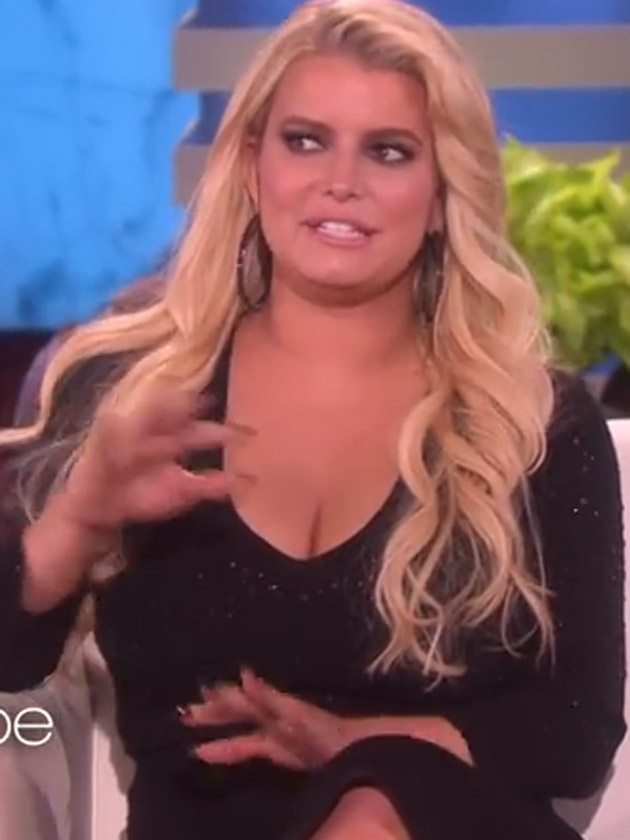 from Nickolas jessica simpson fat gif