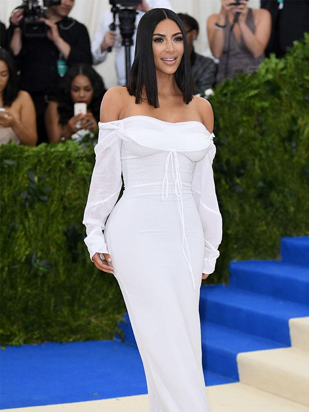 Kim Kardashian Met Gala Looks Through The Years She