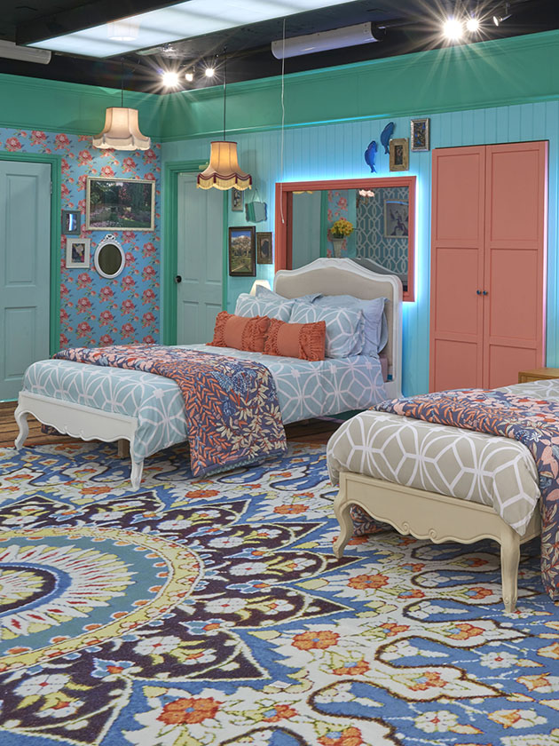 Here's the first look at the new, INSANELY pretty Big Brother house!