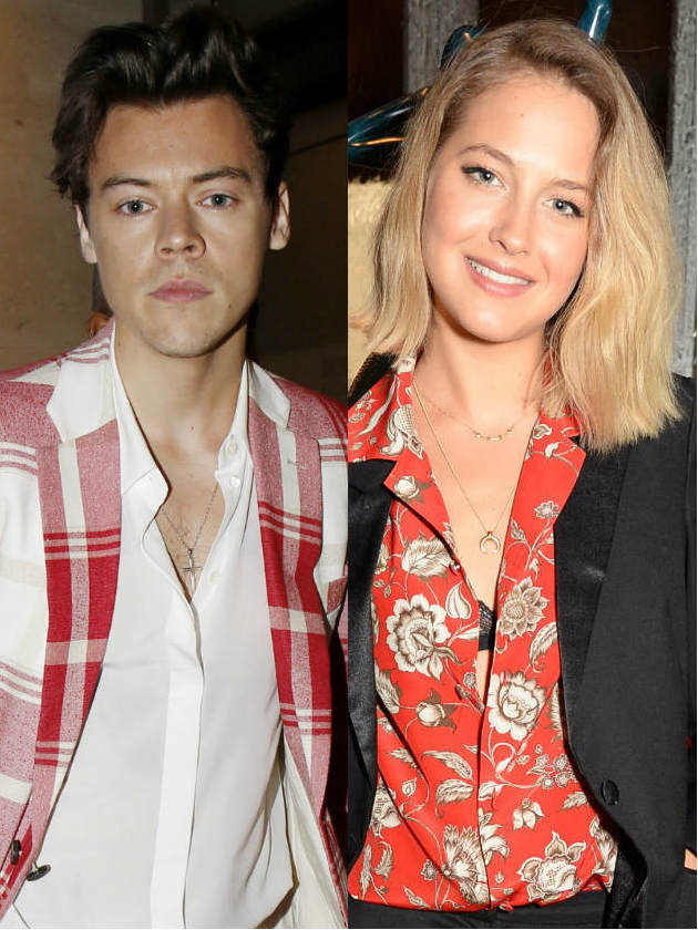 Is THIS the real reason Harry Styles and Tess Ward split?!