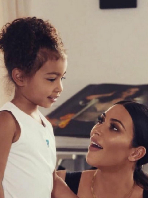 Kim Kardashian asks fans to name North's puppy and reaction is hilarious