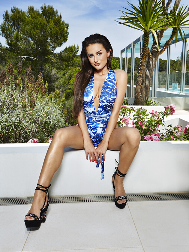 Love Island S Amber Davies Faces Massive Backlash After