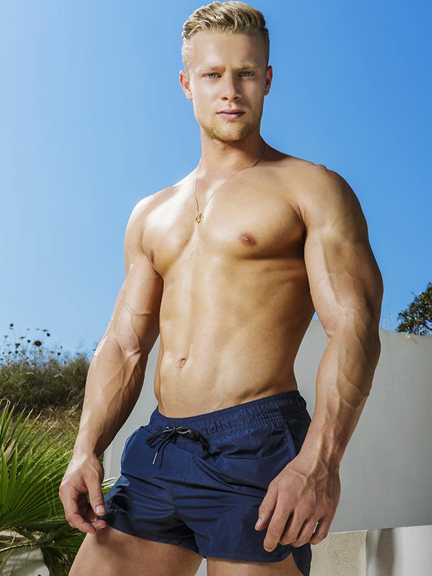 Love Island's Harley Judge looks unrecognisable now he's a bodybuilder