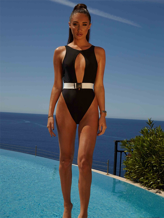 High leg bikini and swimsuit trend - see how celebs wear the sexy look!