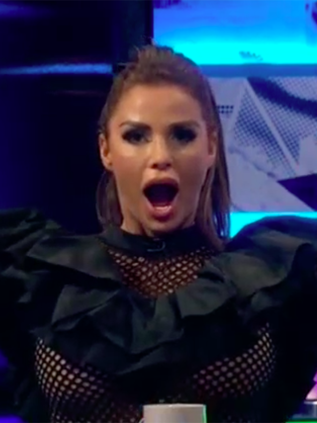 Viewers SLAM Katie Price over Big Brother's Bit On The Side appearance