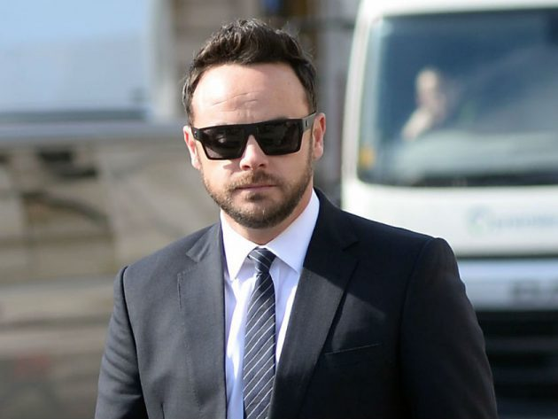 Ant McPartlin reveals he almost DIED from drug binge in first