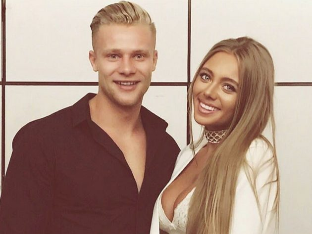 Do THESE photos prove dumped Love Island stars Harley Judge and Tyne-Lexy Clarson are dating?
