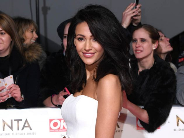 e9ae2dfcb86ff Michelle Keegan voted most inspirational body - and here's why!