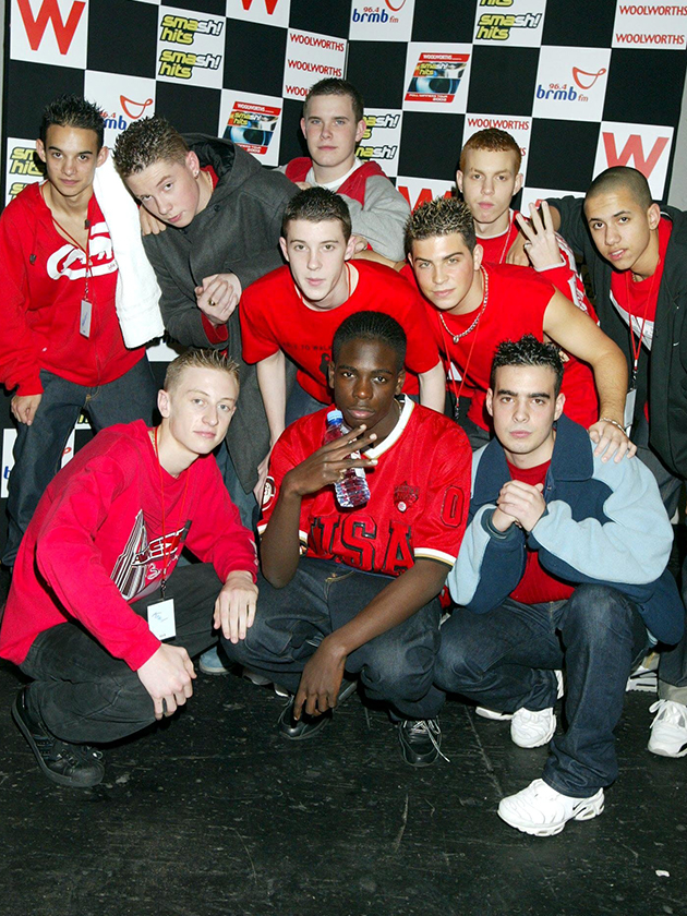 Whatever happened to noughties band Blazin Squad?