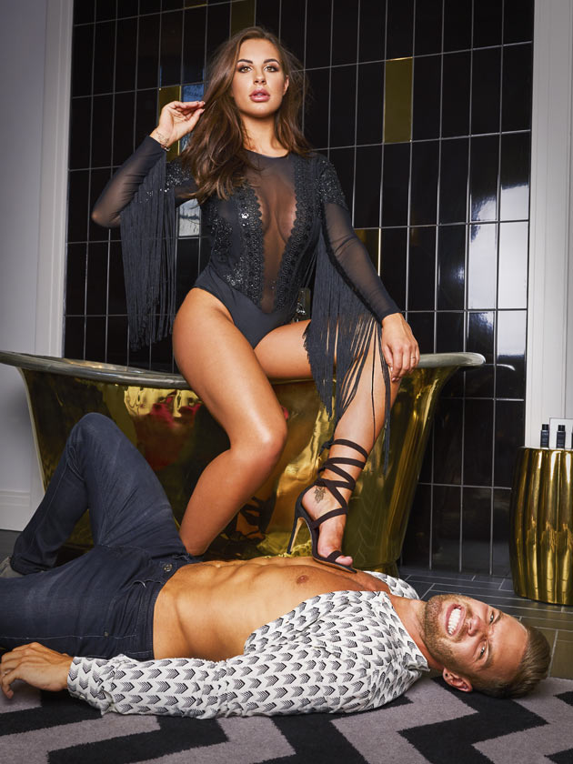 a1dab7b9dc3fe Love Island's Jess and Dom give serious couple goals in new photo shoot