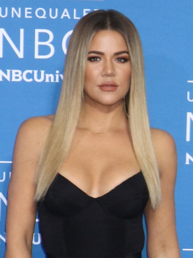 Khloe Kardashian sparks photoshop speculation amid 'pregnancy' rumours