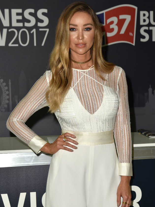 TOWIE's Lauren Pope: 'Dan Edgar isn't the most vocal about his feelings'