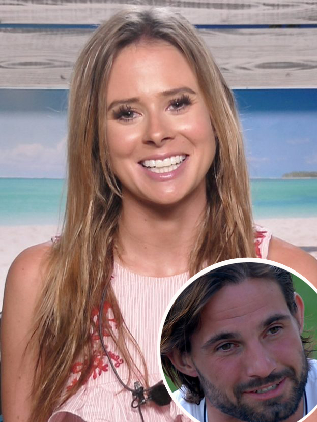 Love Island stars Jamie Jewitt and Camilla Thurlow cause a stir on social media with this intimate snap but why