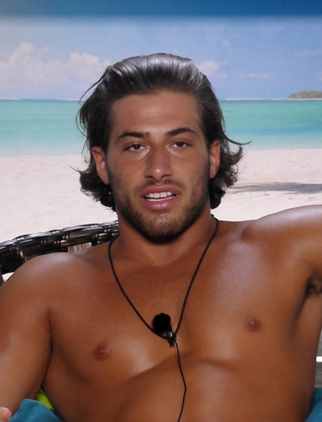 Love Island's Kem Cetinay FURIOUS as Amber Davies goes on blind date!