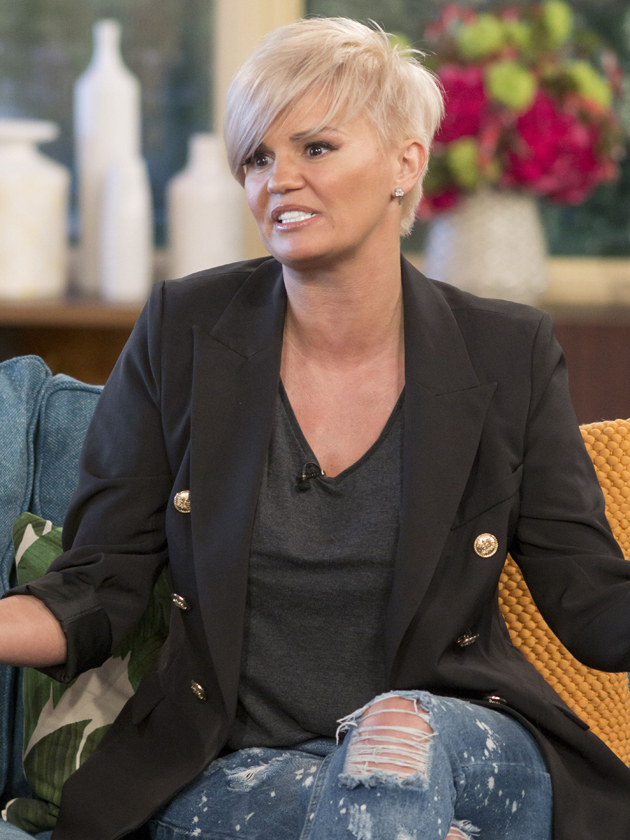 Kerry Katona's daughter Molly fears she could be rushing new relationship