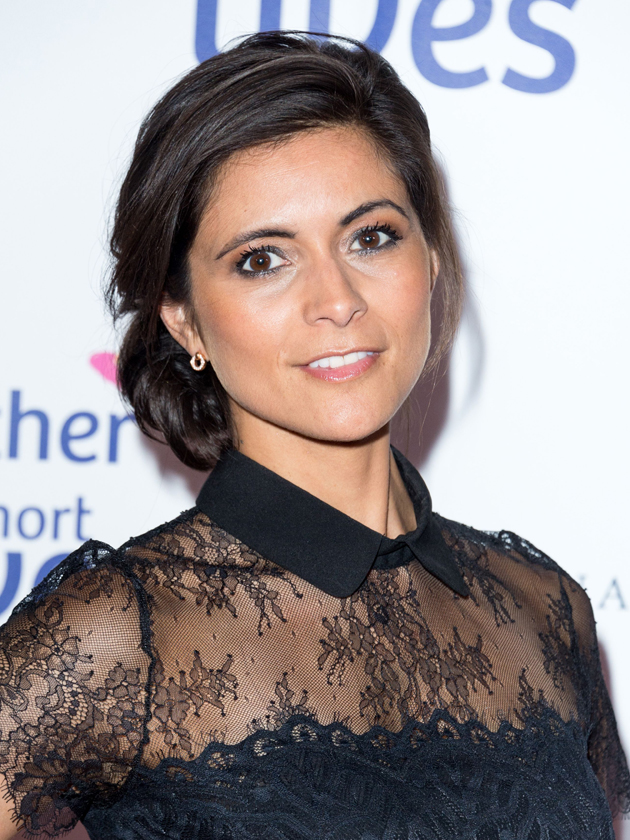 Lucy Verasamy On Fitness I Feel Frumpy If I Don T Exercise