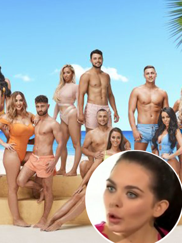 Scarlett Moffatt 'fears ex could reveal SEX secrets' as he signs up to appear on 'the new Love Island'