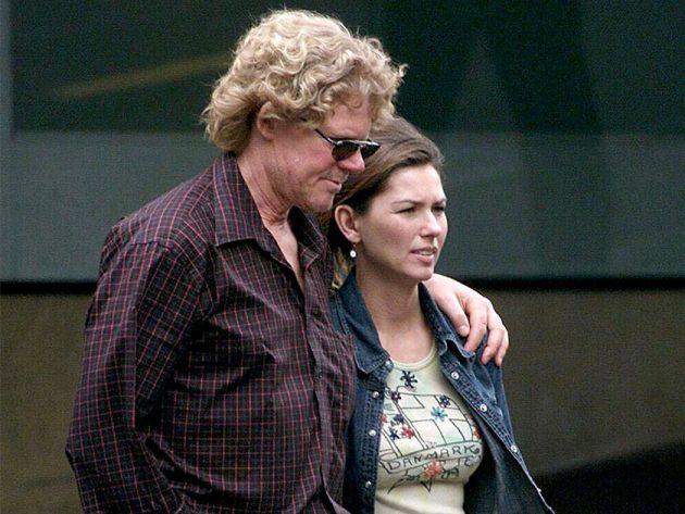 Mutt Lange And Marie Anne Thiebaud Wedding.Shania Twain Got Revenge On Her Love Rat Husband In The Best Way