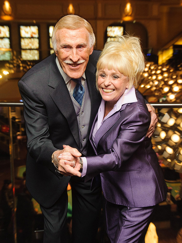 A tribute to a legend: Bruce Forsyth's life in pictures