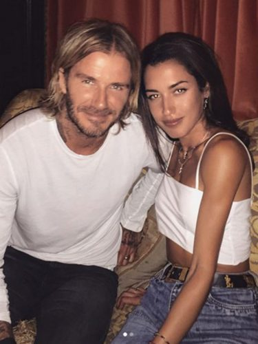 David Beckham S Response To Meeting Fan Again After 20 Years