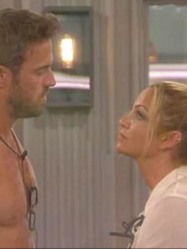 Has Chad Johnson ended his CBB romance with Sarah Harding?!