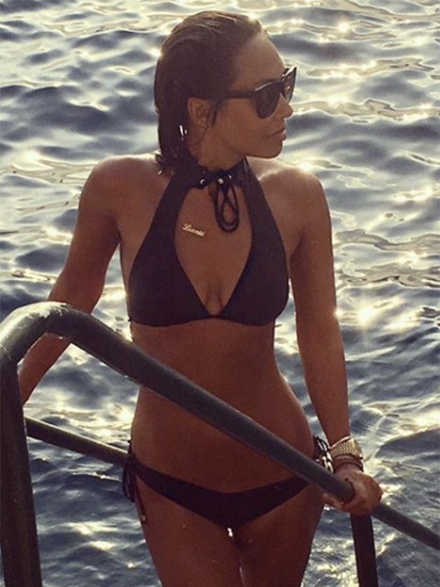 Myleene Klass suffers MAJOR tanning fail as she shares sexy bikini shots