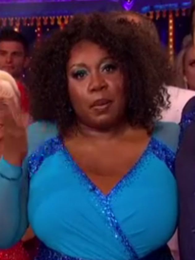 Strictly star Chizzy Akudolu sends tribute to grieving Holby City co-star
